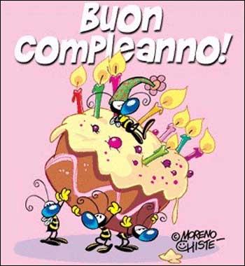 Buon Compleanno Eleonora Di Becker
