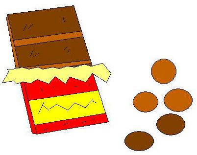 Clipart Cioccolato