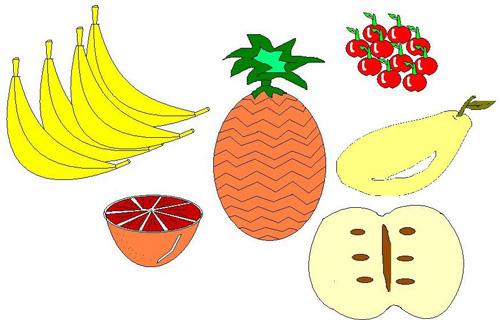 Clipart frutta 4you gratis for Clipart frutta