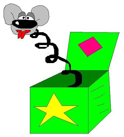 Clipart regalo con topo 4you gratis for Pc in regalo gratis