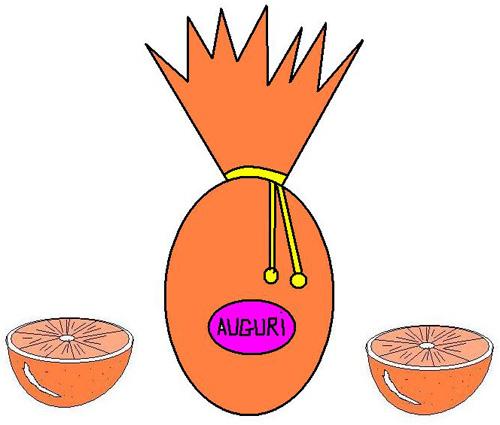 Clipart uovo di pasqua arancio 4you gratis - Modello di uovo stampabile gratuito ...