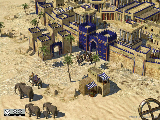 Screenshot 0 A.D.