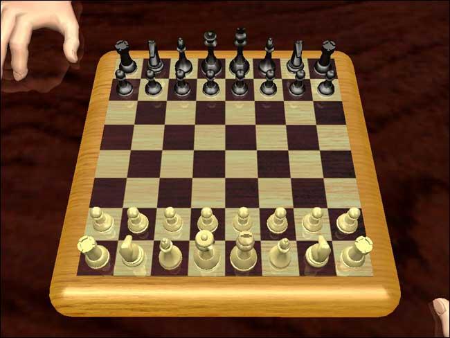 Screenshot 3D Chess