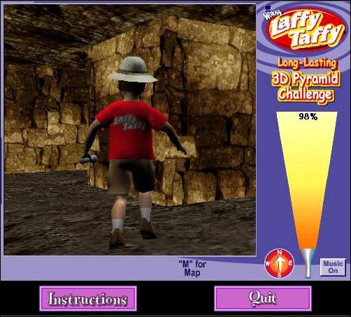 Screenshot 3D Pyramid Challenge