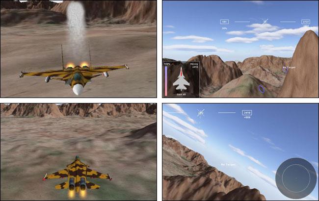 Screenshot Air Blast