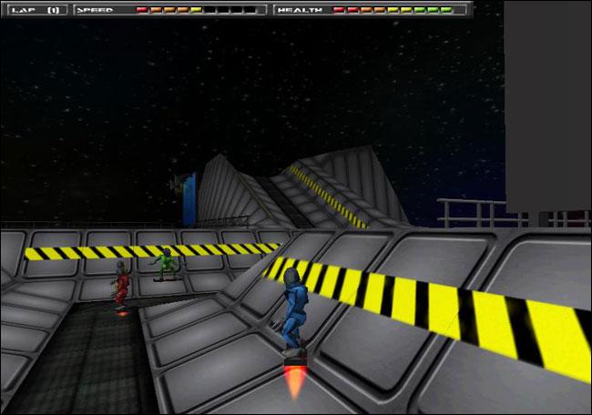 Alien Racer