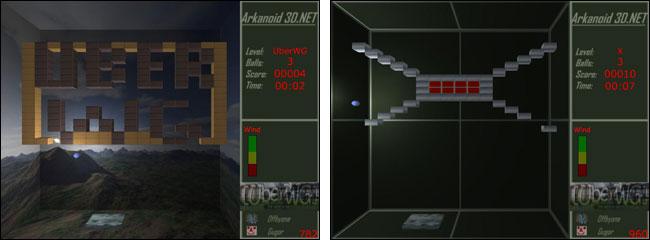 Arkanoid3D.NET
