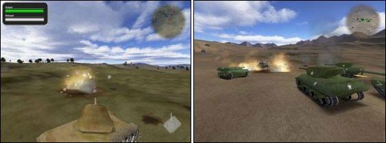 Screenshot Battle Tanks II