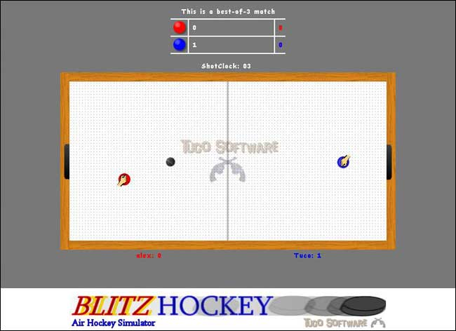 Blitz Hockey