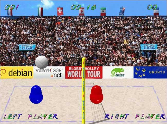 Blobby Volley Ball