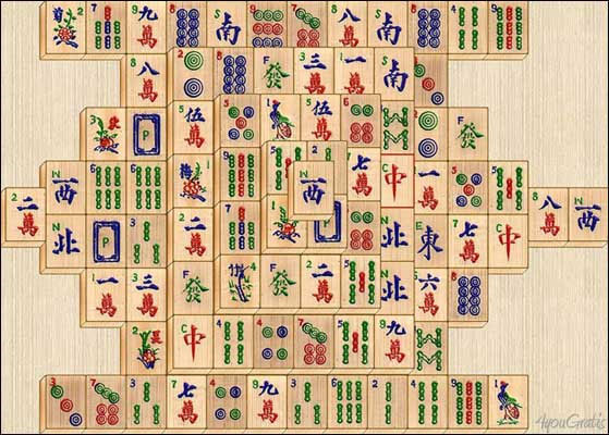 cddc mahjongg