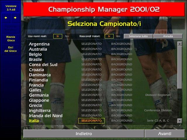 Championship Manager 01/02 (Scudetto)
