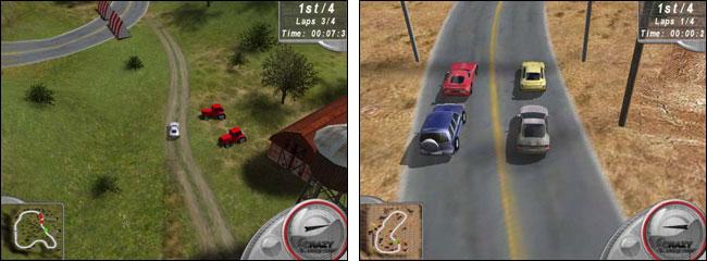 Crazy Racing Cars