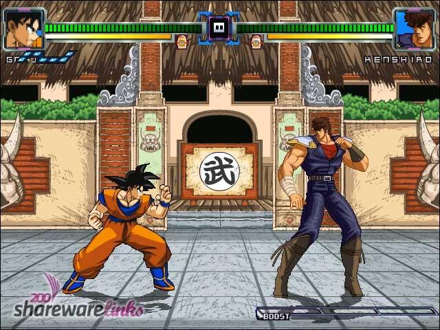 Screenshots Dragon Ball Z Mugen Edition