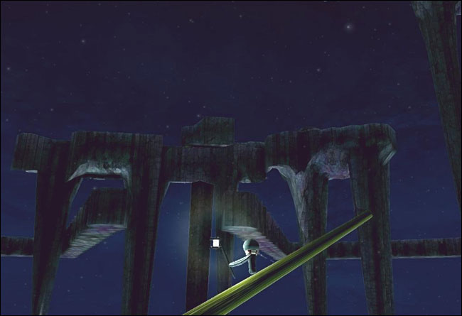Screenshot Dreamside Maroon
