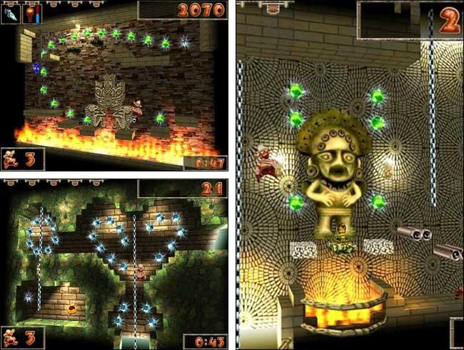 Screenshot Dungeon Rider