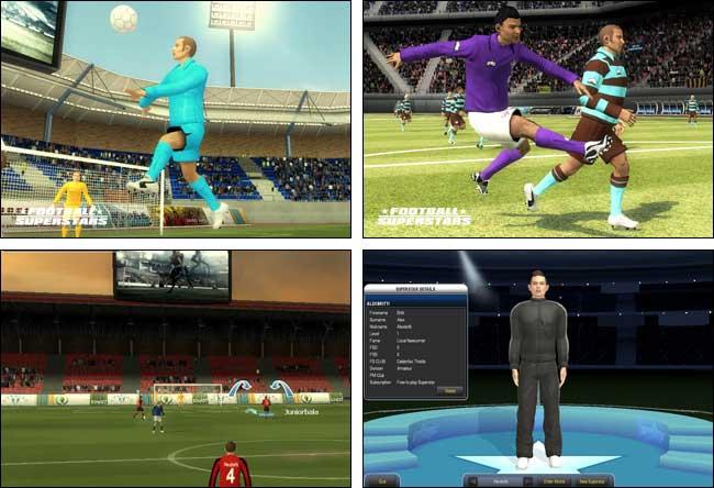 Screenshot Football Superstars