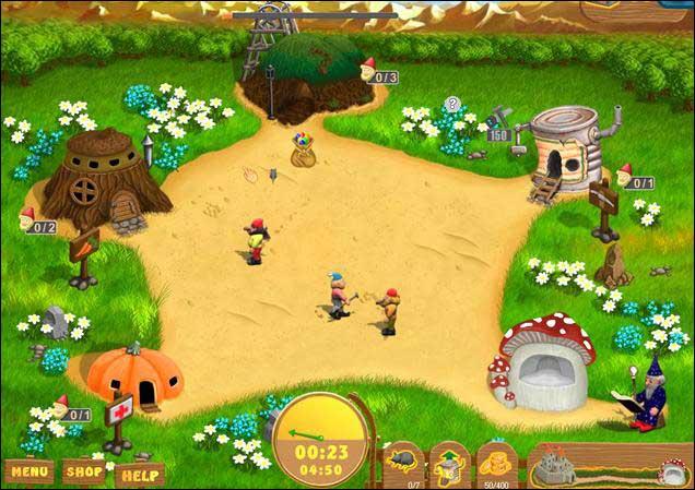 Screenshot Funny Miners
