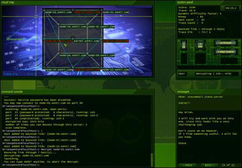 Hacker Evolution: Untold Demo