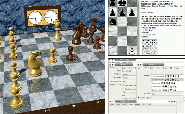 Screenshot José Chess