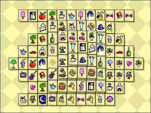 Marianne's Mahjongg