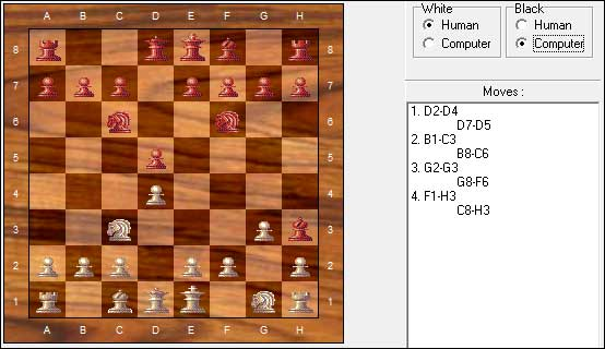Screenshot Midnight Chess