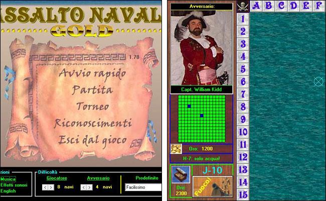 Naval Assault (Assalto Navale)