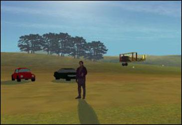 Screenshot New Zealand R/C Model Flightsimulator