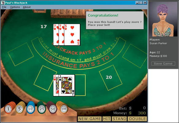 blackjack spiele download