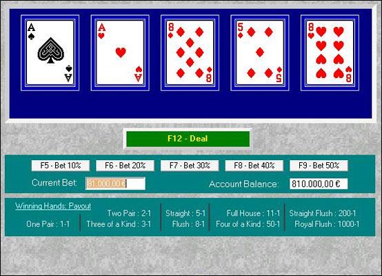 Poker Mania