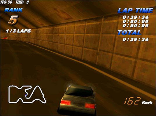 Standard Race Game