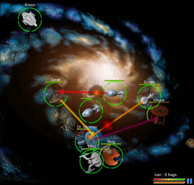 Screenshot Star Trek: The Neutral Zone