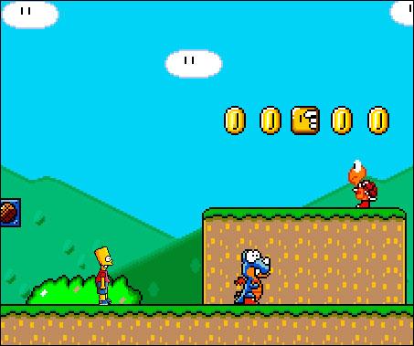 Super Bart World 3