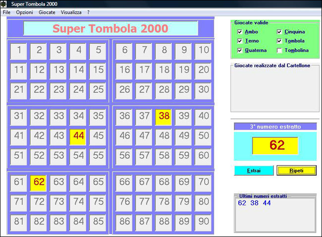 Super Tombola 2000