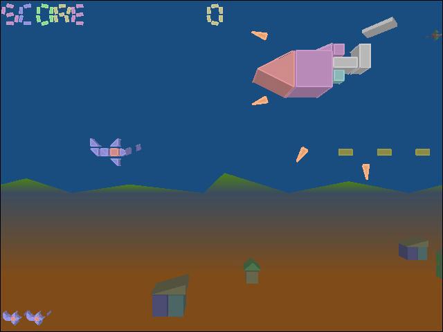 Screenshot Tumiki Fighters