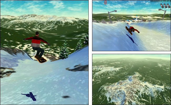 Screenshot Virtual Breckenridge