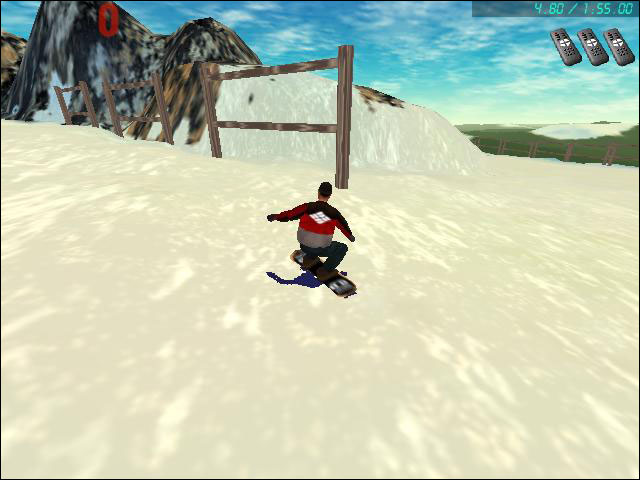 Screenshot Virtual Jay Peak
