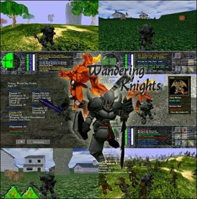 Wandering Knights