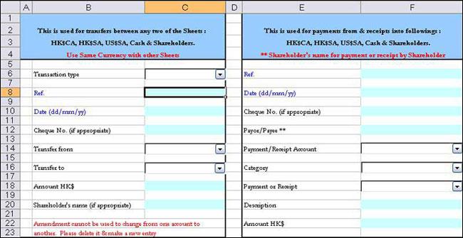 15M Accounting
