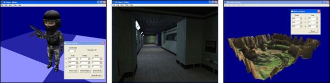 3D Object Viewer