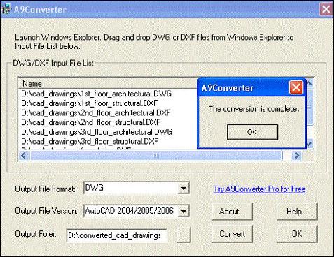 A9Converter