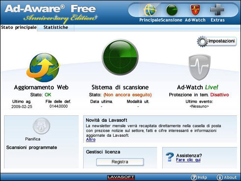 Ad-Aware 2009 Free