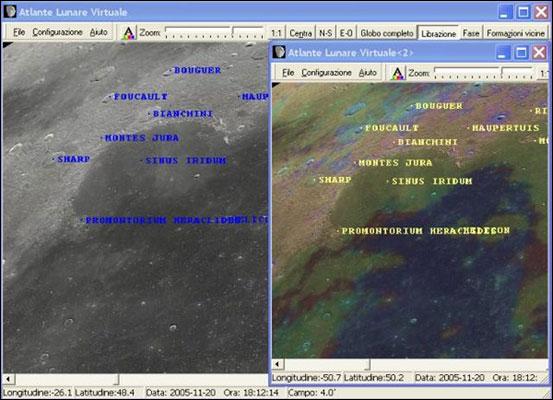Atlante Lunare Virtuale