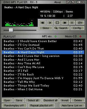 Dino MP3 RX5