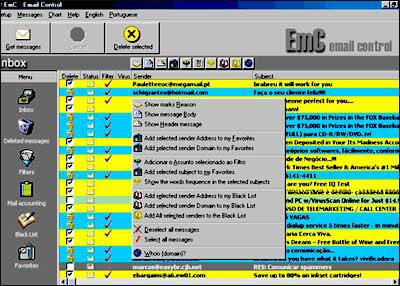 EmC Email Control