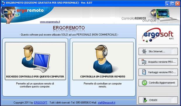 ErgoRemoto