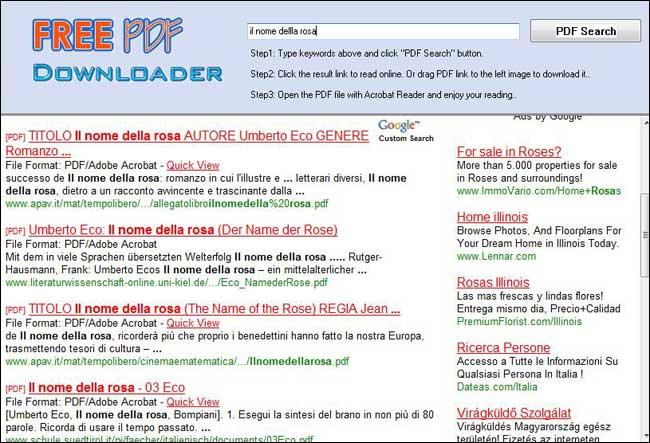 Free PDF Downloader
