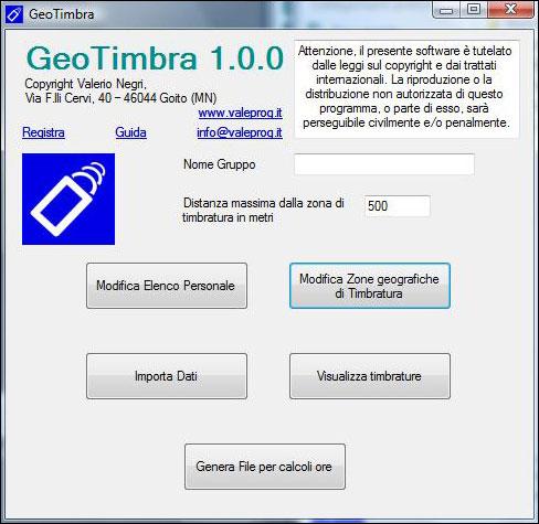 GeoTimbra