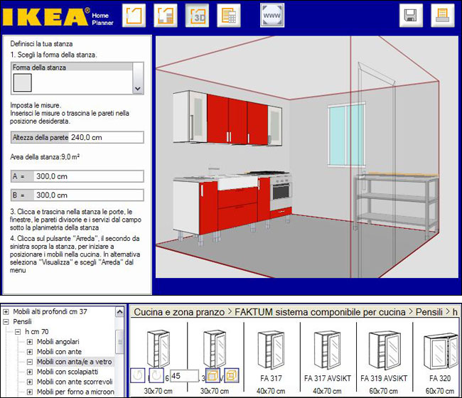 Ikea home planner 4you gratis for Progetta i tuoi mobili