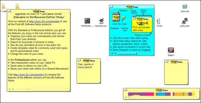 Post-it Software Notes Lite - 4you Gratis - photo#5